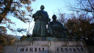 高知市における坂本龍馬にまつわる観光地について
