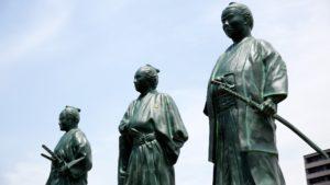 坂本龍馬の記念館がなぜ北海道にあるのか?